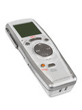 Pocket digital dictaphone Royalty Free Stock Images