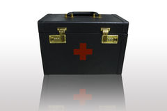 Pocket first aid kit. Stock Photography