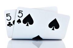 Pocket Fives Royalty Free Stock Image
