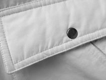 Pocket flap Stock Image