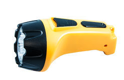 Pocket flashlight. Stock Photo