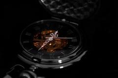 Pocket fob watch Stock Photo
