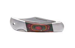 Pocket knife Royalty Free Stock Photo
