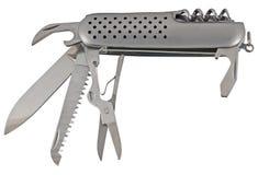 The Pocket Knife Stock Photo
