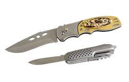Pocket knife Stock Photos