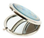 Pocket mirror royalty free stock images