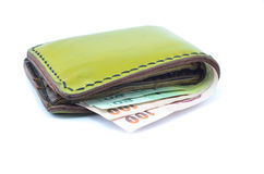 Pocket and money Royalty Free Stock Photography