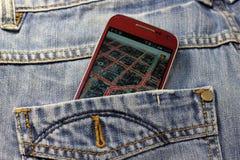 Pocket navigator Stock Photos