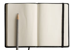 Pocket notebook Royalty Free Stock Photography