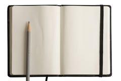 Pocket notebook Royalty Free Stock Photography