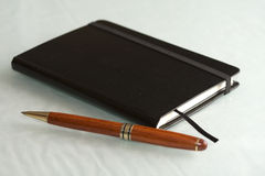Pocket notebook Royalty Free Stock Image