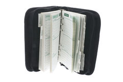 Pocket Organizer Royalty Free Stock Image