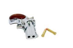 Pocket pistol Royalty Free Stock Images