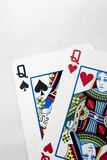 Pocket queens Royalty Free Stock Photos