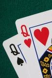 Pocket queens macro Stock Photo