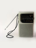 Pocket radio. Is a very good thing to hear music, if you are on picknick or travel Royalty Free Stock Photos