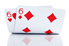 Pocket Sixes Stock Images