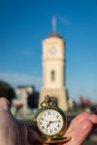 Pocket Time Royalty Free Stock Images