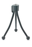 Pocket tripod. Royalty Free Stock Photos