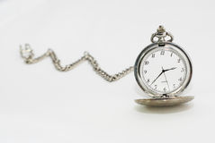 Pocket Watch 11. Time is an essence and the watch is the tool to tell if anything has changed Stock Photo