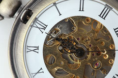 Pocket watch. Royalty Free Stock Images