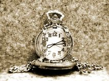 Free Pocket Watch Royalty Free Stock Photography - 12895937