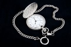 Pocket watch Stock Photo