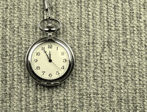 Pocket watch royalty free stock photography
