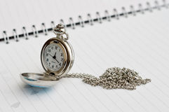 Pocket watch. Stock Photo