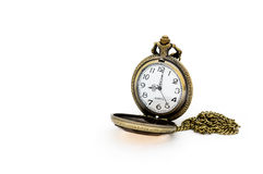 Pocket watch. Royalty Free Stock Photo