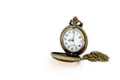 Pocket watch. Royalty Free Stock Photo