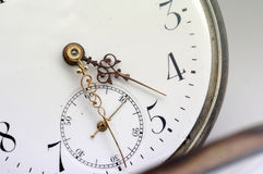 Pocket watch - 3. Details Stock Photo