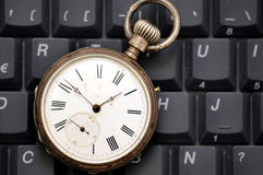 Pocket-watch Stock Photography