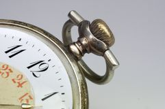 Pocket watch - 4 stock photo