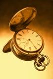 Pocket watch stock image