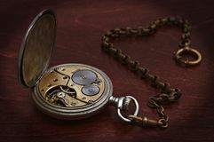 Pocket-watch Royalty Free Stock Images