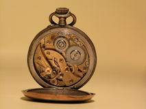 Pocket watch. An old pocketwatch Royalty Free Stock Images