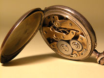 Pocket watch. An old pocketwatch Stock Photo