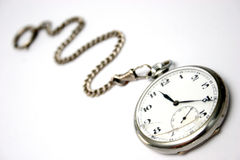 Pocket watch broken Royalty Free Stock Photography