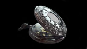 Pocket Watch, Clock, Time, Old Royalty Free Stock Photos