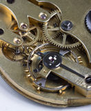 Pocket watch clockwork Royalty Free Stock Photography