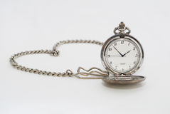 Pocket Watch communicating message of love. Time is an essence and the watch is the tool to tell if anything has changed Stock Images