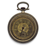 Pocket watch (isolated with clipping path) Royalty Free Stock Photo