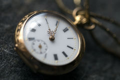 Pocket Watch 7 Royalty Free Stock Photo
