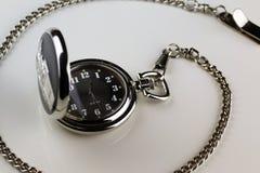 Pocket watch retro concept Stock Photography