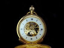 Pocket Watch, Time, Clock, Time Of Royalty Free Stock Photos