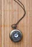 Pocket Watches and Rose Royalty Free Stock Photography
