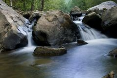Pocket wilderness. A creek in pocket wilderness Stock Image