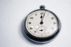 pocketwatch rocznik Zdjęcia Stock