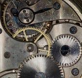 Pocketwatches meccanici d'annata del movimento a orologeria Immagine Stock Libera da Diritti